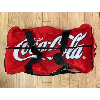 コカ・コーラ - 2002FIFAワールドカップ日韓W杯 コカ・コーラ ボストンバッグ