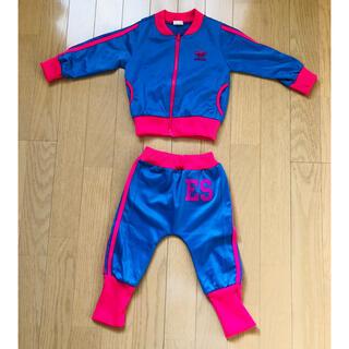 アディダス(adidas)の子ども服 ジャージ アディダス  110センチ(その他)