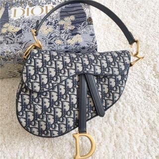 Dior - Christian Dior サドルバッグ ストラップ付き