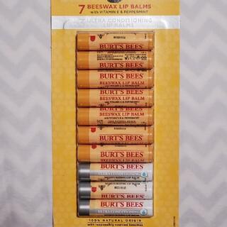 【レア・激安】BURT'S BEES 10本セット(リップケア/リップクリーム)
