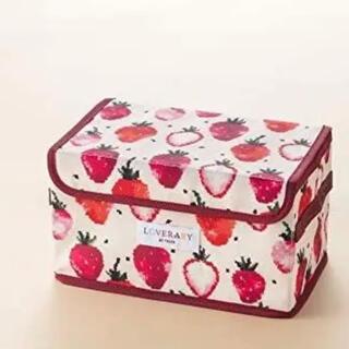FEILER - 美人百花 3月号 付録 LOVERARY BY FEILERのマルチ収納BOX