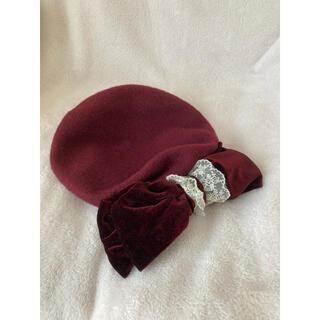 リズリサ(LIZ LISA)のリズリサ(ハンチング/ベレー帽)