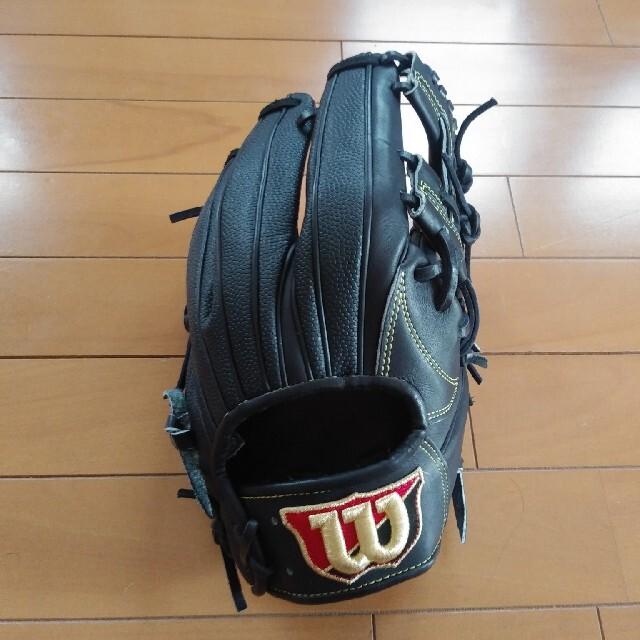 wilson(ウィルソン)のウィルソン Wilson 軟式 内野 WTARWUD5H スポーツ/アウトドアの野球(グローブ)の商品写真