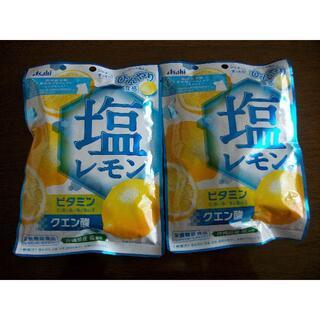 アサヒ - アサヒ 塩レモン キャンディー 2袋