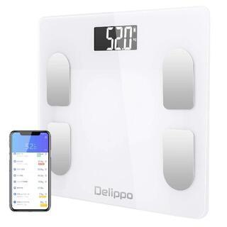 BJ1J05/体重計 体組成計 体脂肪計 Bluetooth スマホ連動 (体脂肪計)