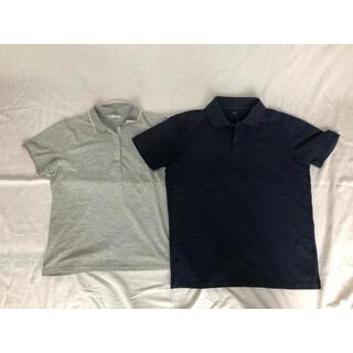ユニクロ(UNIQLO)の【男女兼用•Lサイズ】ポロシャツ2枚セット【ユニクロ】(その他)