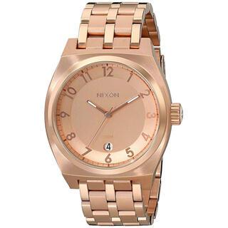 ニクソン(NIXON)のNIXON 腕時計 ローズゴールド(腕時計)