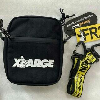 XLARGE - XLARGE×FR2 ショルダーバック.