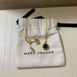 マークジェイコブス(MARC JACOBS)のmarc jacobs ネックレス(ブラック)(ネックレス)