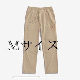 ナイキ(NIKE)のtravis scott  jordan キャンバス パンツ M(ワークパンツ/カーゴパンツ)