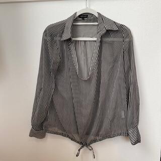 インディヴィ(INDIVI)のシャツ(シャツ/ブラウス(長袖/七分))