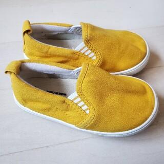 アンパサンド(ampersand)のアンパサンド スニーカー 内靴 内履き 14.5 14 子供 キッズ 靴(スニーカー)