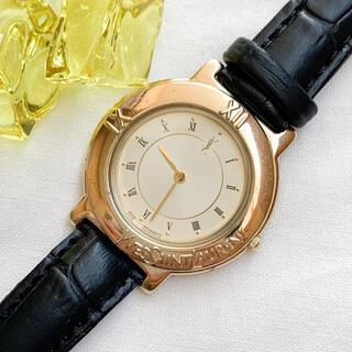 Saint Laurent - 【稼働品】イヴサンローラン◆ヴィンテージ腕時計