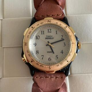 タイメックス(TIMEX)のTIMEX タイメックス 腕時計 インディグロINDIGLO(腕時計(アナログ))