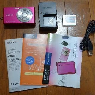 ソニー(SONY)のSONY デジタルカメラ DSC-W610(コンパクトデジタルカメラ)