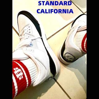 STANDARD CALIFORNIA - STANDARD CALIFORNIA SD SPORTS SOCKS-2P