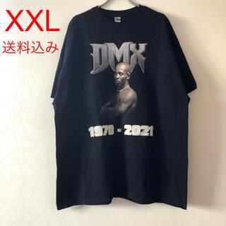 GILDAN - DMX Tribute Tee XXL トリビュート Tシャツ ラフライダース
