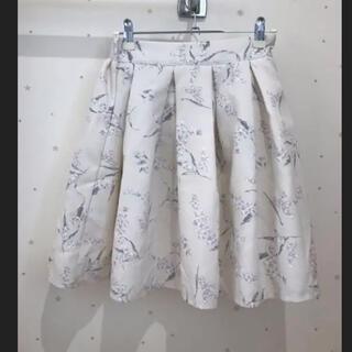 evelyn - エブリン、花柄スカート