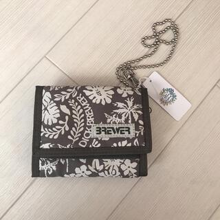 ディックブリューワー(Dick Brewer)のディックブリューワー DICK BREWER  財布 カーキ(折り財布)