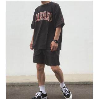 ビューティアンドユースユナイテッドアローズ(BEAUTY&YOUTH UNITED ARROWS)のmonkeytime✖️HARVARD ビッグTシャツ(Tシャツ/カットソー(半袖/袖なし))