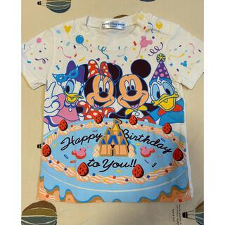 ディズニー(Disney)のディズニー バースデイ Tシャツ(Tシャツ)