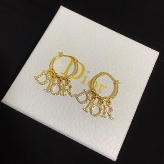 Christian Dior - クリスチャンディオールピアス