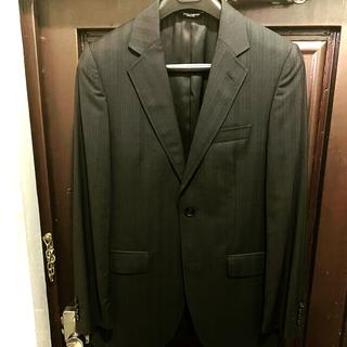 ドルチェアンドガッバーナ(DOLCE&GABBANA)のドルチェアンドガッバーナ 黒スーツ セットアップ(セットアップ)