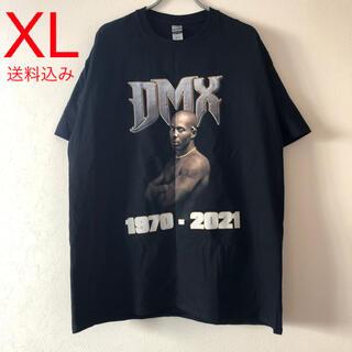 GILDAN - DMX Tribute Tee XL トリビュート Tシャツ ラフライダース