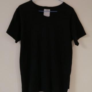 VISVIM - ヴィズヴィム Tシャツ Vネック 黒