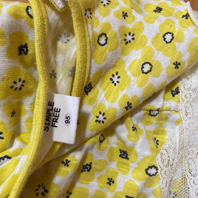JILLSTUART NEWYORK(ジルスチュアートニューヨーク)のJILL STUART アカチャンホンポ エフオーキッズ Tシャツまとめ売り キッズ/ベビー/マタニティのキッズ服男の子用(90cm~)(Tシャツ/カットソー)の商品写真