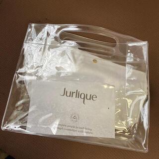 ジュリーク(Jurlique)のクリアバック(ハンドバッグ)