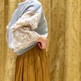 GRACE CONTINENTAL - グレース♡タイル刺繍トップ♡未使用タグ付