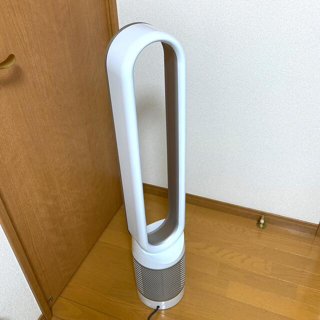 Dyson(ダイソン)のDyson Pure Cool AM11WS [ホワイト/シルバー] スマホ/家電/カメラの冷暖房/空調(扇風機)の商品写真