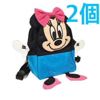 ディズニー(Disney)の2個 ディズニー キッズ リュックサック ミニーマウス (リュックサック)