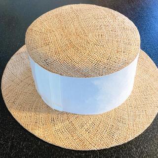 ネストローブ(nest Robe)のポイゼ 麦わら帽子 pois(麦わら帽子/ストローハット)