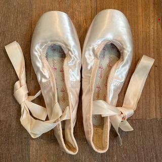 チャコット(CHACOTT)のシルビア トゥシューズ フロリナIII 24cm(ダンス/バレエ)