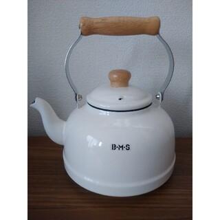 フジホーロー(富士ホーロー)の富士ホーロー ケトル 2.3L(調理道具/製菓道具)