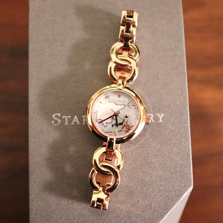 STAR JEWELRY - スタージュエリー THE EARTH WATCH 限定 腕時計