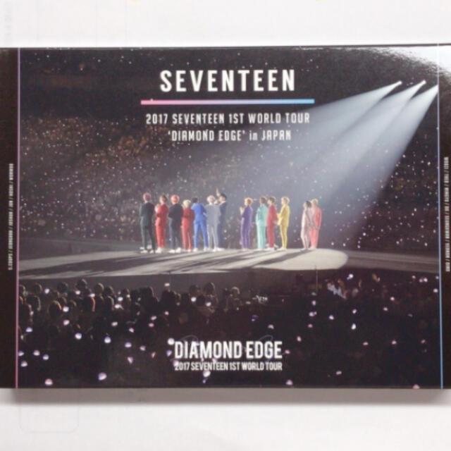 SEVENTEEN(セブンティーン)のSEVENTEEN DVD ライブ セブチ エンタメ/ホビーのCD(K-POP/アジア)の商品写真