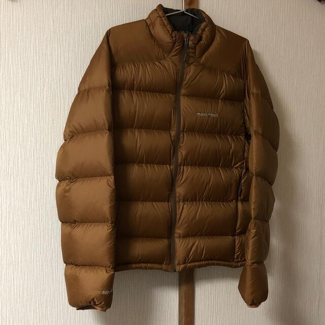 mont bell(モンベル)のmont-bell  ダウンジャケット メンズのジャケット/アウター(ダウンジャケット)の商品写真