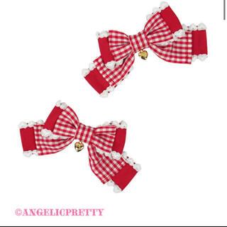 Angelic Pretty - lovely ギンガムクリップ