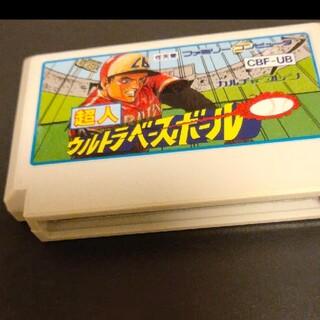 ファミリーコンピュータ(ファミリーコンピュータ)の超人ウルトラベースボール(家庭用ゲームソフト)