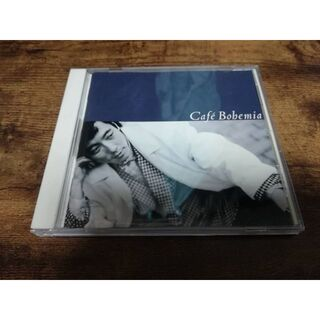 佐野元春CD「Cafe Bohemia」●(ポップス/ロック(邦楽))