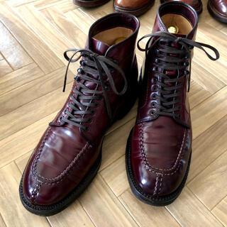 Alden - オールデン シェルコードバン タンカーブーツ US7.5 25.5cm ブーツ