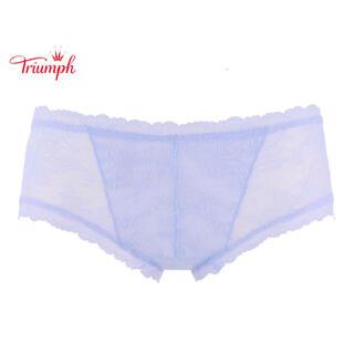 Triumph - Triumphトリンプ 総レースボーイズレングス パープル LL 定価2090円