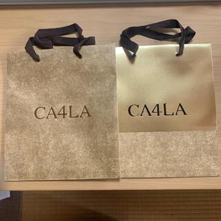 カシラ(CA4LA)のCA4LA  ショップ袋(ショップ袋)
