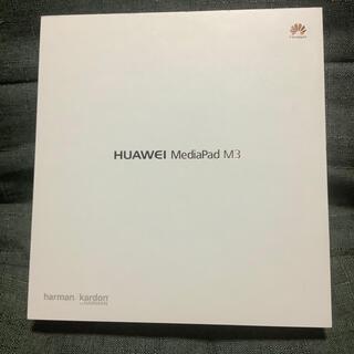 HUAWEI - HUAWEI MediaPad M3 LTEモデルほぼ未使用品 32GB