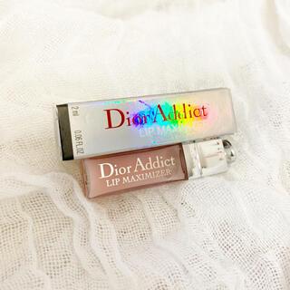ディオール(Dior)の新品未使用 ディオール マキシマイザー ミニ(リップグロス)