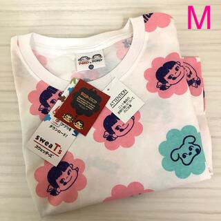 サンリオ - 新品未使用 タグ付き サンリオ ペコちゃん ぽこちゃん Tシャツ M milky