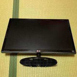 LG Electronics - LG 24インチモニター 動作未確認ジャンク